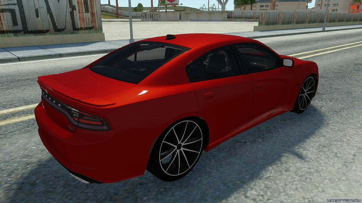 Dodge car Dodge Charger R / T for GTA San Andreas