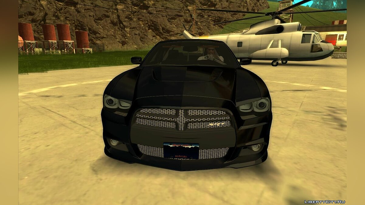 Dodge car Dodge Charger SRT8 Undercover for GTA San Andreas