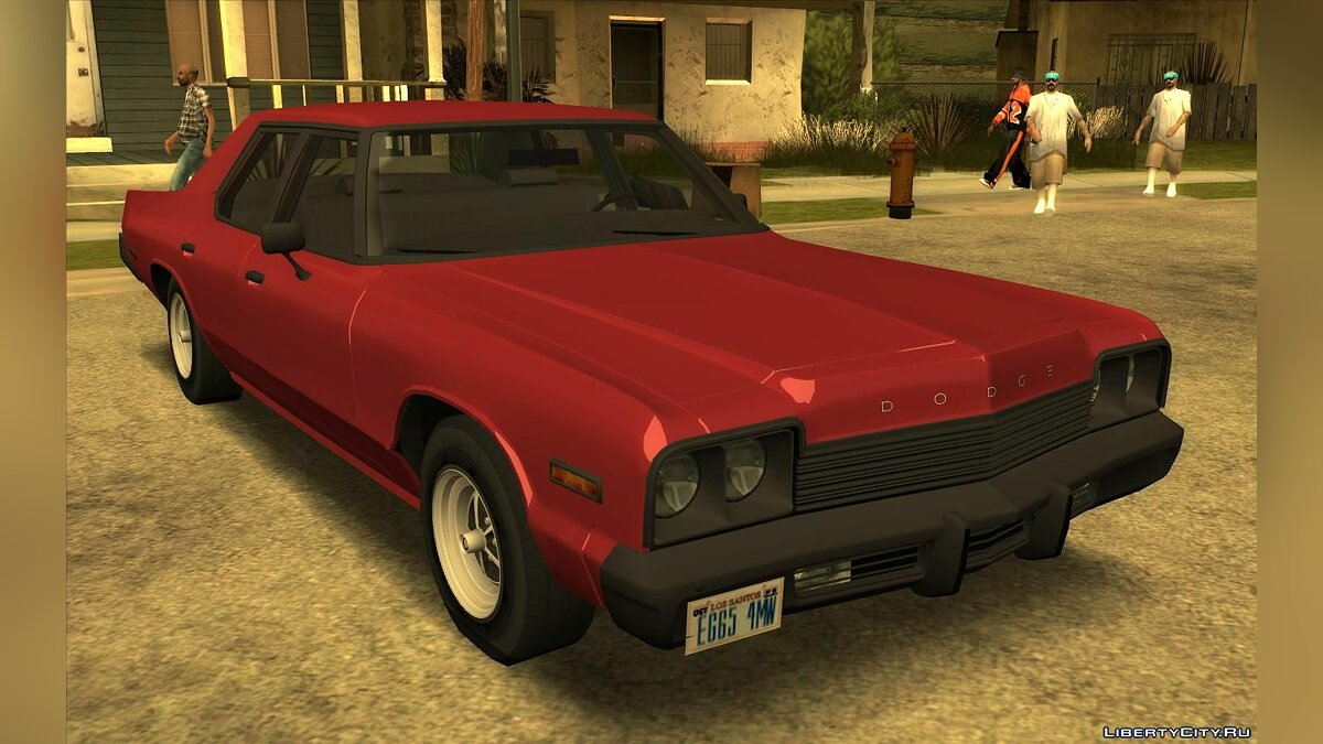 Dodge car Dodge Monaco V10 TT Black Revel for GTA San Andreas