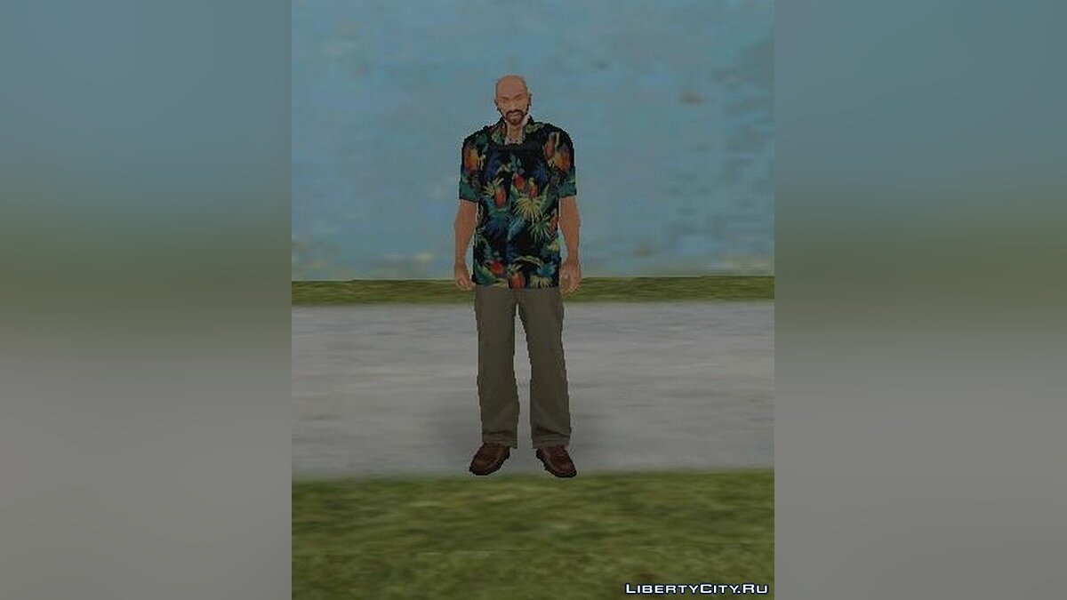 Pullovers and T-shirts Max Payne Clothing for GTA San Andreas