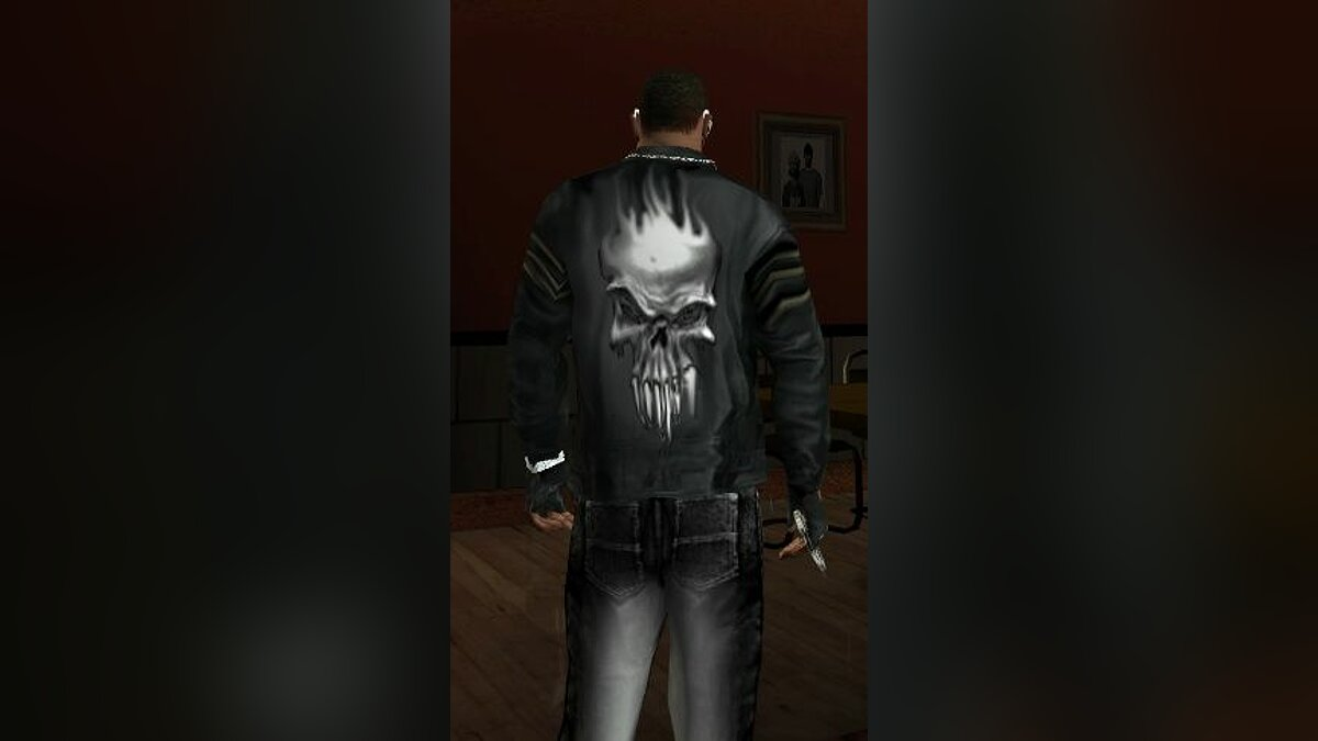 Pullovers and T-shirts Biker for GTA San Andreas