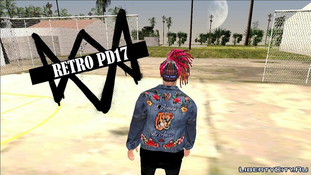 Pullovers and T-shirts Pak bombers for GTA San Andreas