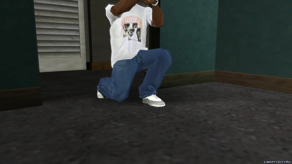 Pullovers and T-shirts G * 59 T-Shirt for GTA San Andreas