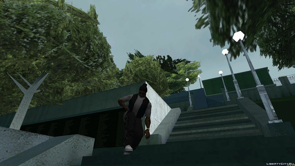 Pullovers and T-shirts Vest & Hoodie for GTA San Andreas