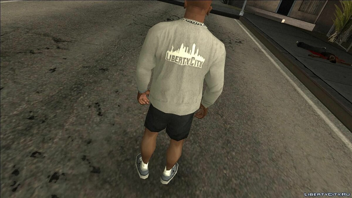 Pullovers and T-shirts LC T-Shirts & Sweaters for GTA San Andreas