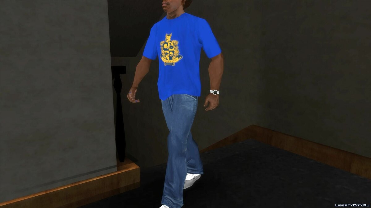 Pullovers and T-shirts Bullworth t-shirt for GTA San Andreas