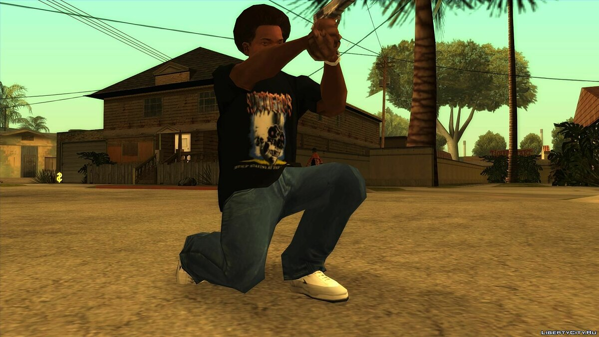 Pullovers and T-shirts SSATS T-Shirt for GTA San Andreas