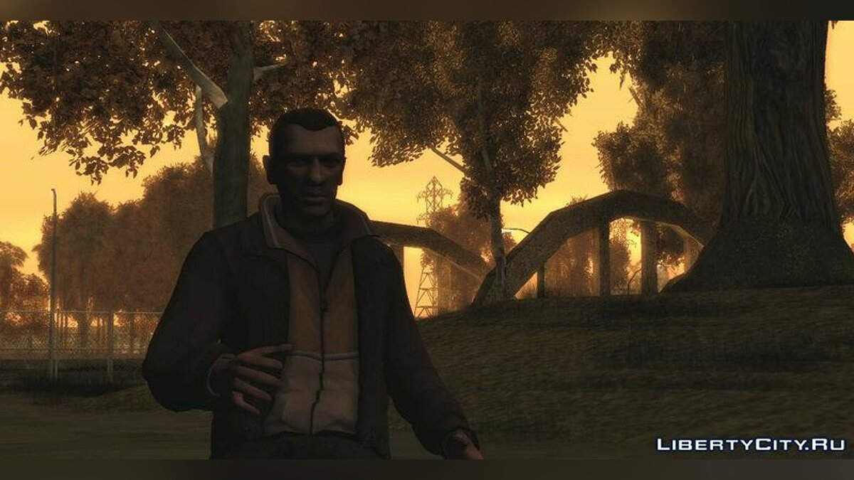 ENB mod GTA 4 style graphics for weak PCs for GTA San Andreas