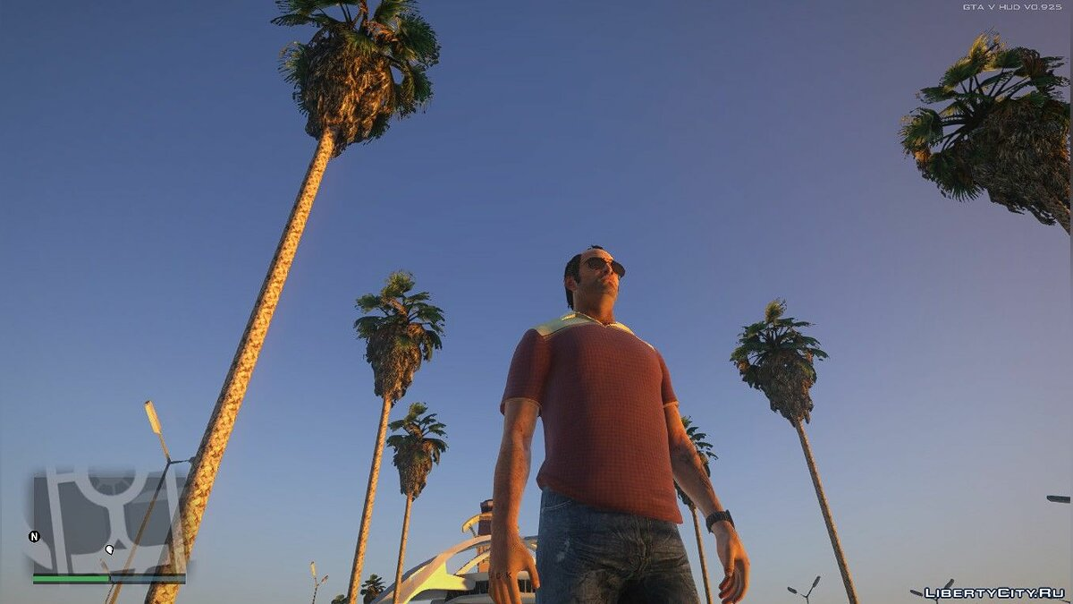 ENB mod Realistic graphics like in GTA 5 for GTA San Andreas