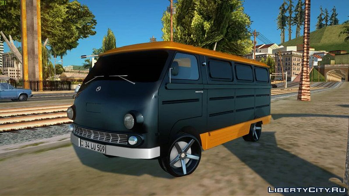 ErAZ car ERAZ 762 Armenian v2 for GTA San Andreas