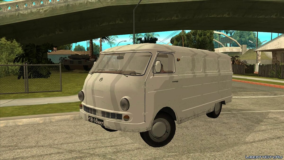 ErAZ car YerAZ-762 for GTA San Andreas