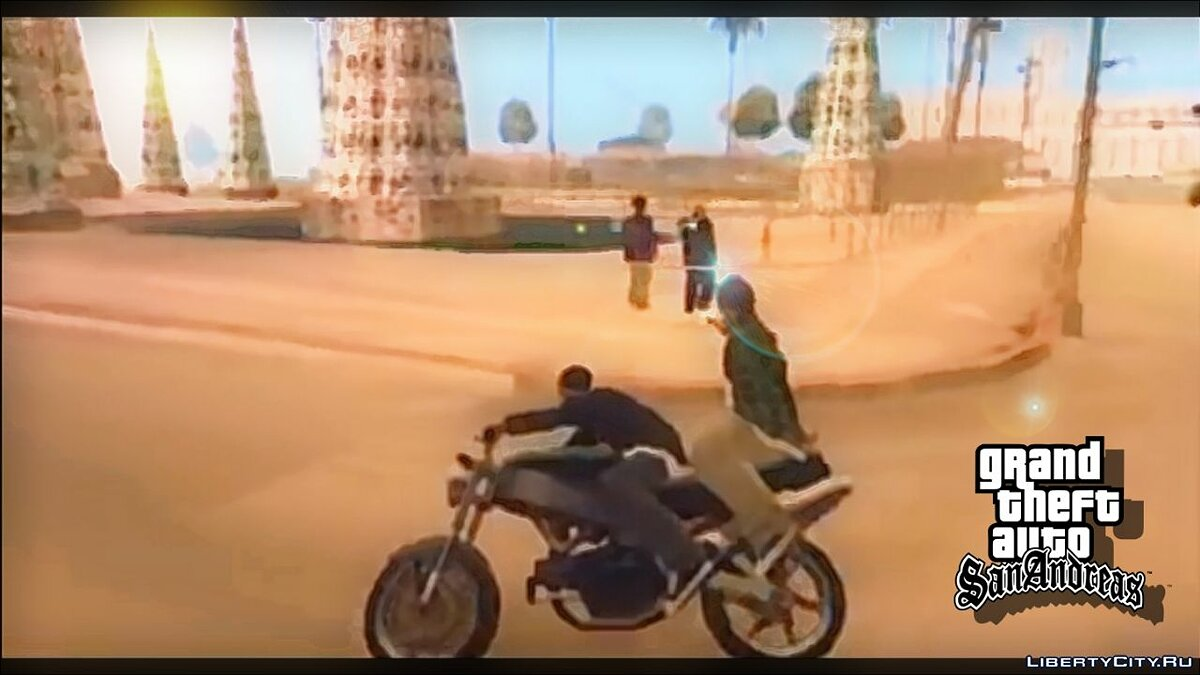 Fan video GTA San Andreas - Official trailer in Russian for GTA San Andreas