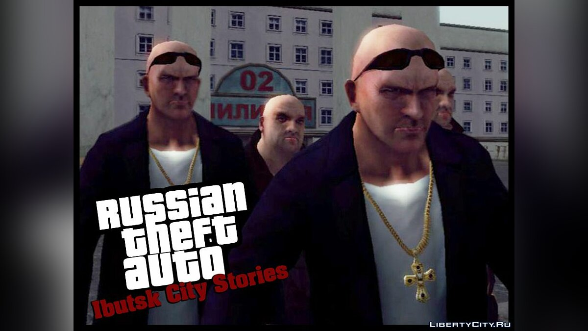 Fan video Review on the PTA mod Russian Theft Auto (Beta 3) for GTA San Andreas for GTA San Andreas