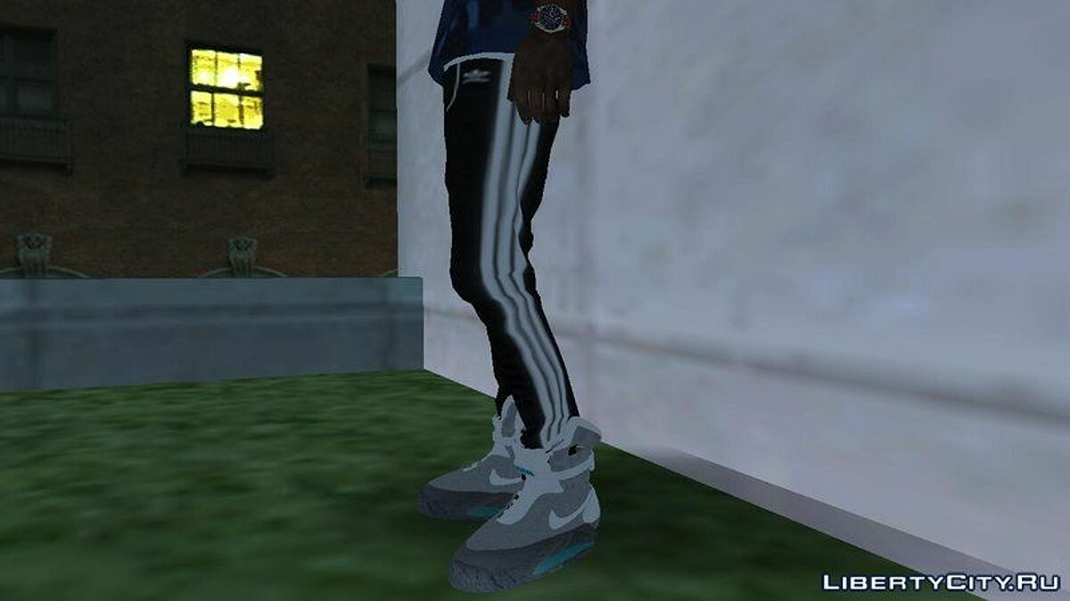 Boots Nike air mags for GTA San Andreas