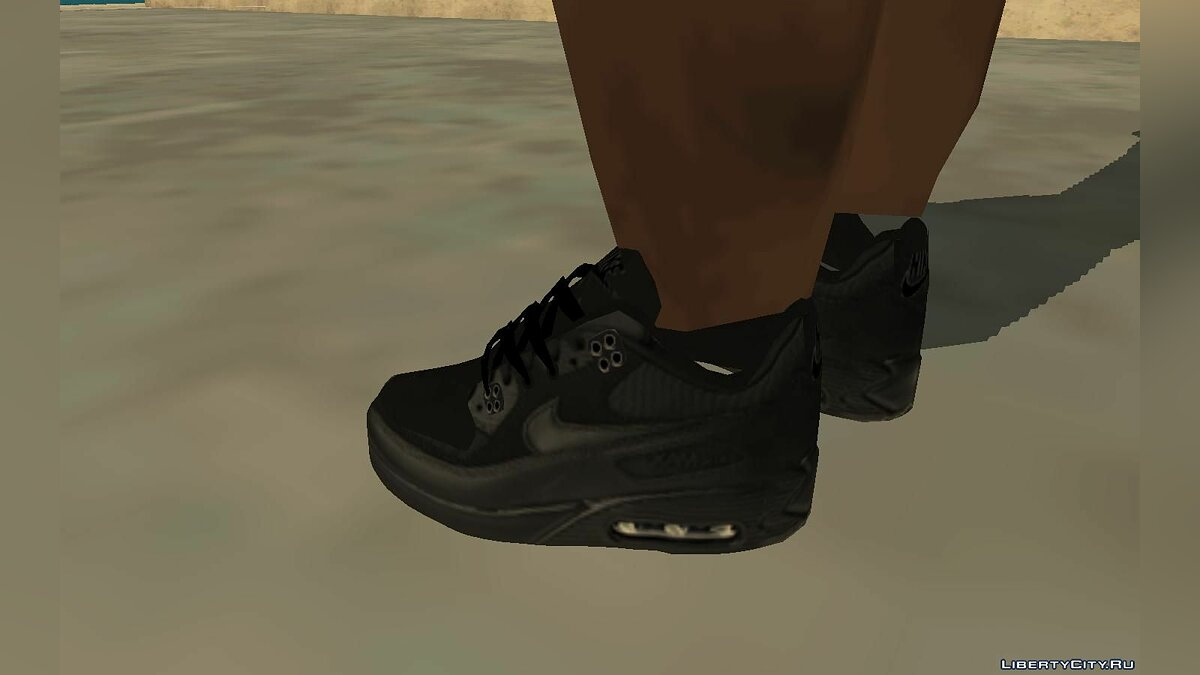 Boots Nike Air Max 90 for GTA San Andreas