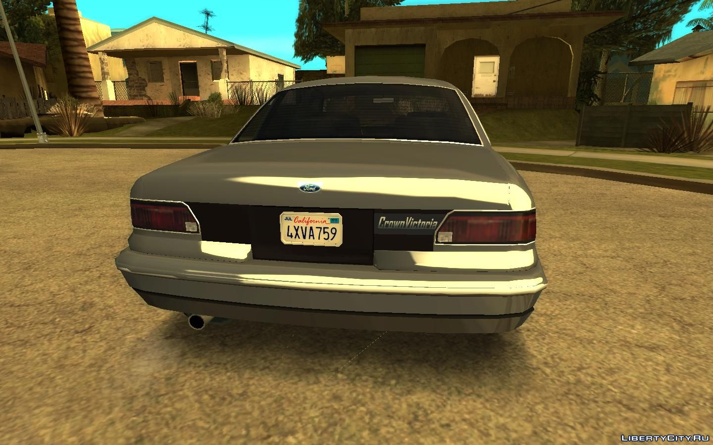 1997 ford crown victoria stanier style pack v1 0 for gta san andreas 1997 ford crown victoria stanier style