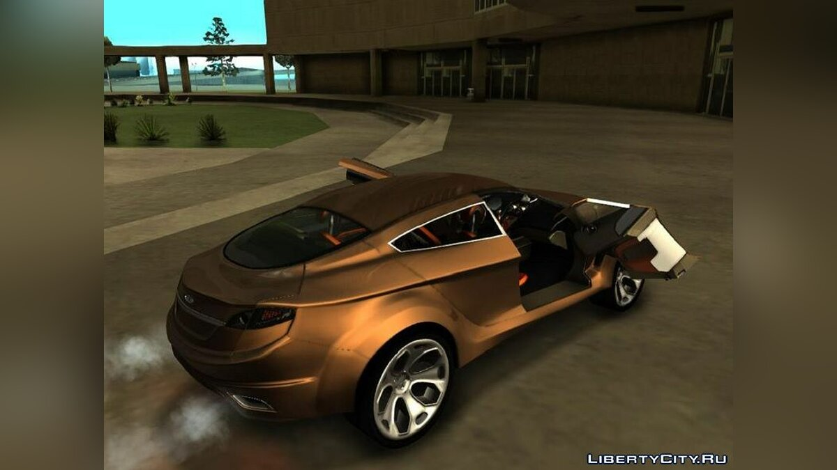 Ford car Ford Iosis for GTA San Andreas
