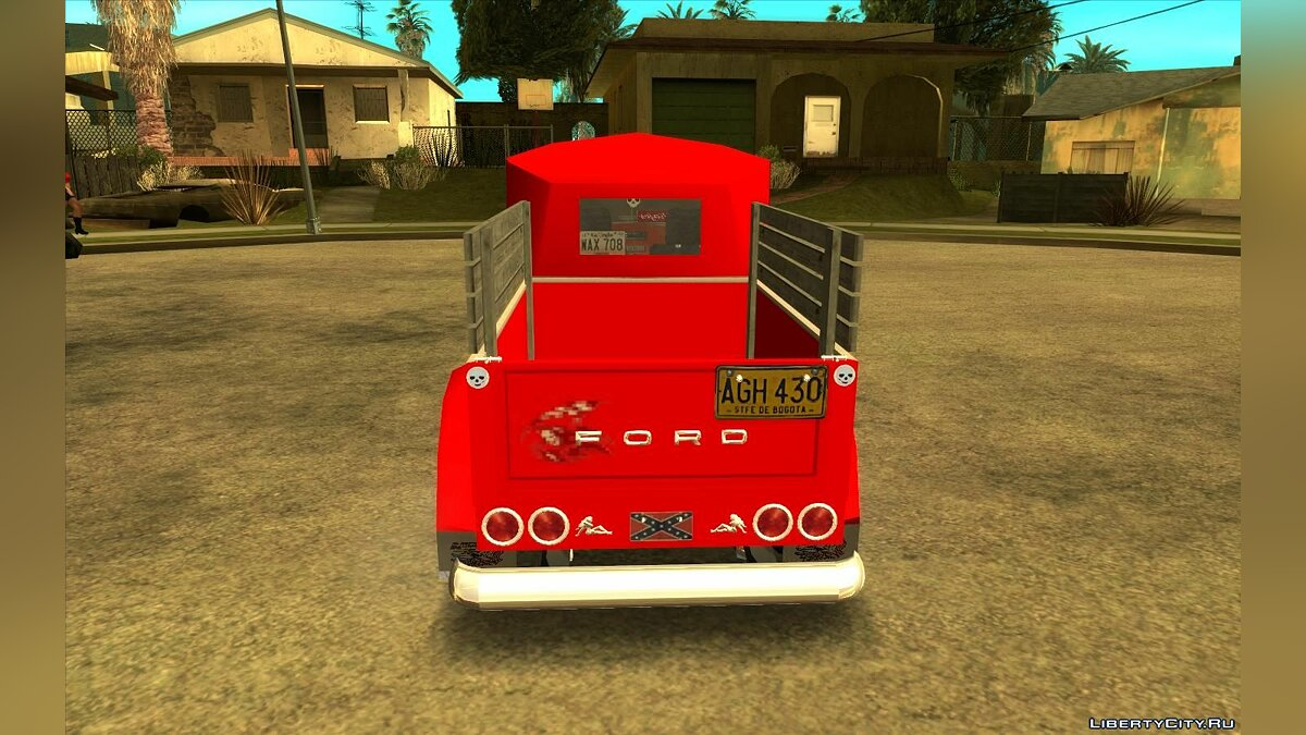 Ford car FORD 32 (Modified) for GTA San Andreas