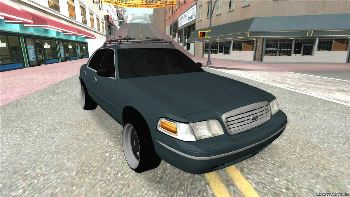 Ford car Ford Crown Victoria Stance Nation for GTA San Andreas
