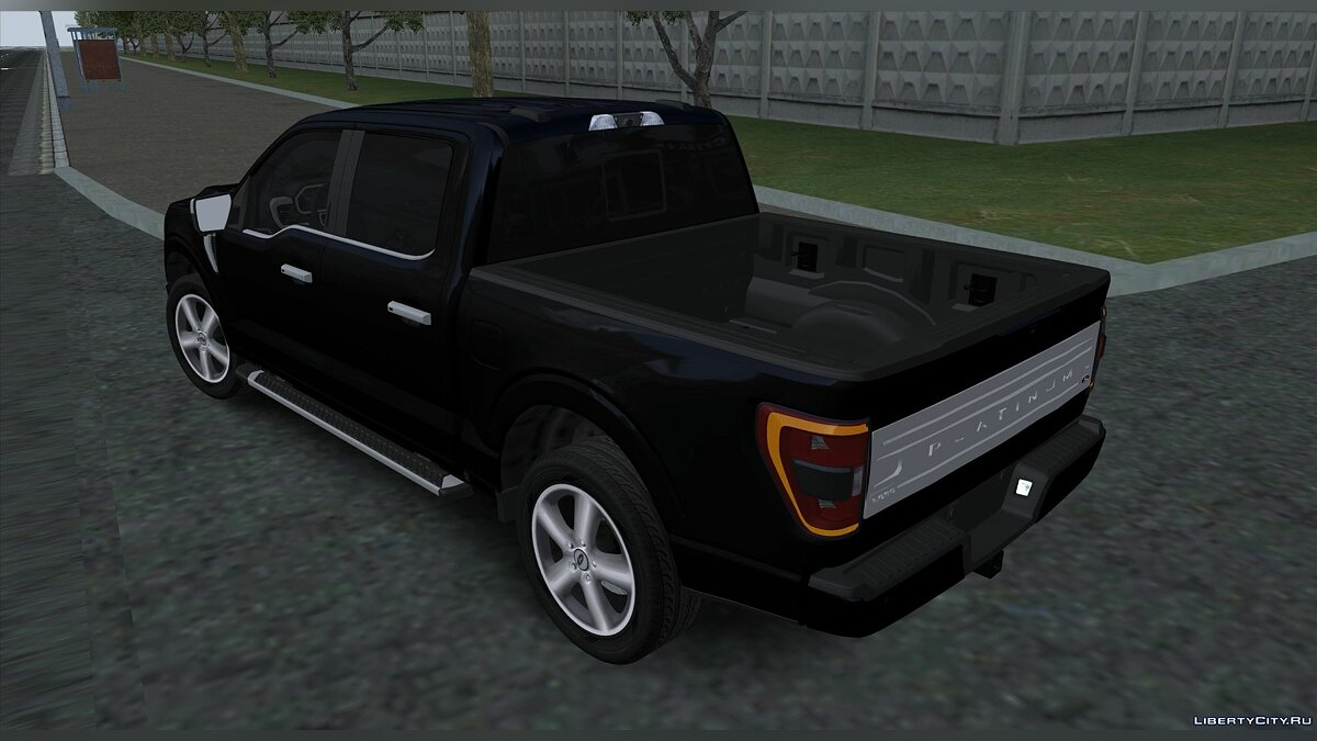 Ford car Ford F-150 Platinum for GTA San Andreas