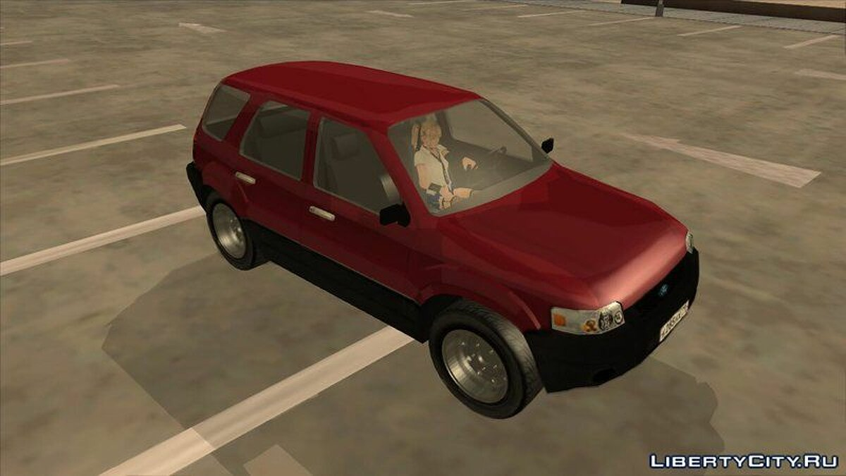 Ford car 2003 Ford Escape XLT for GTA San Andreas