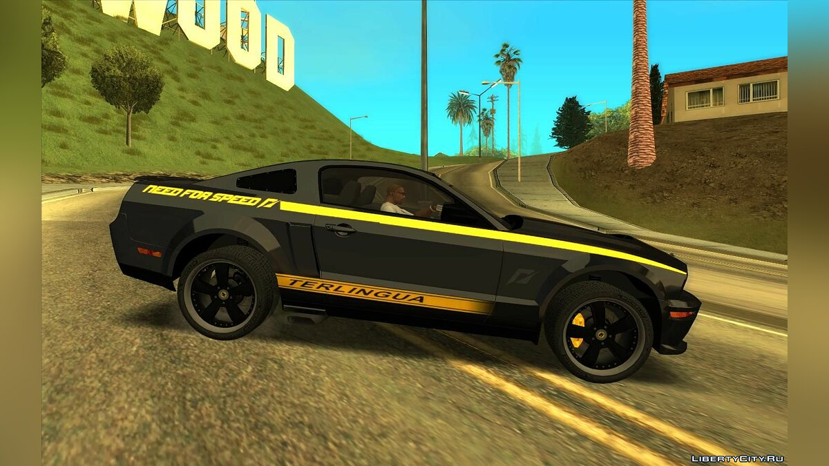 Ford car Shelby Terlingua Mustang for GTA San Andreas