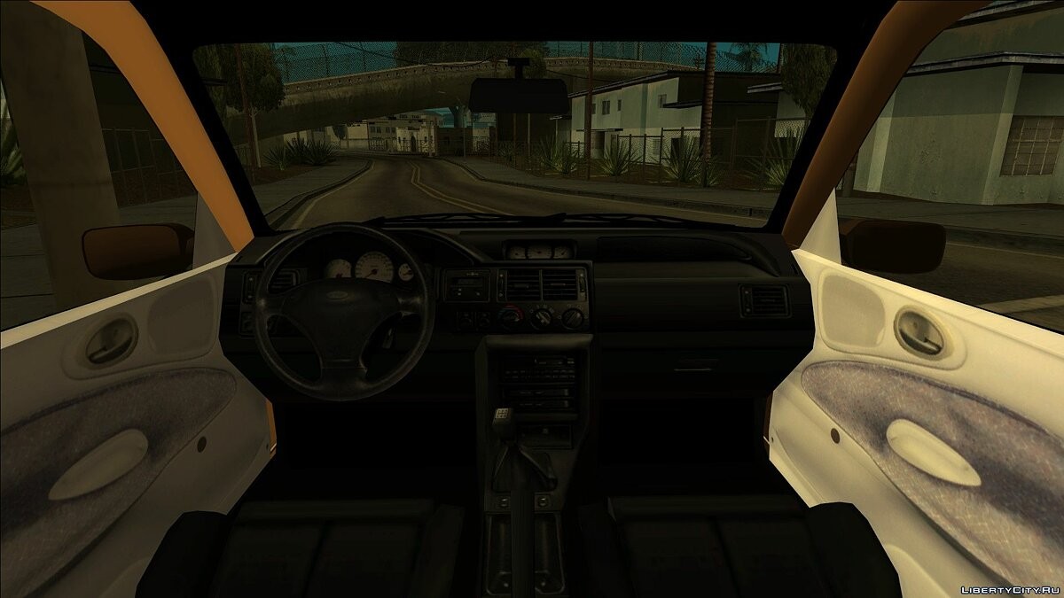 Ford car Ford Escort Zetec 1998 4-door version for GTA San Andreas