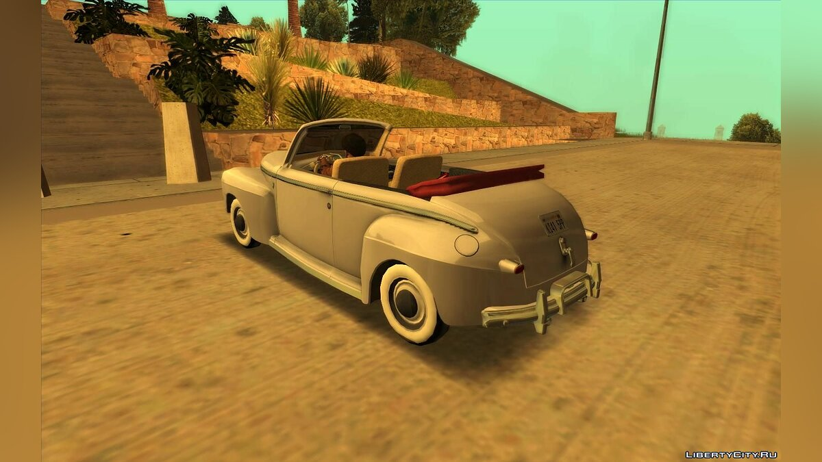 Ford car Ford Coupe 1946 - Two versions for GTA San Andreas