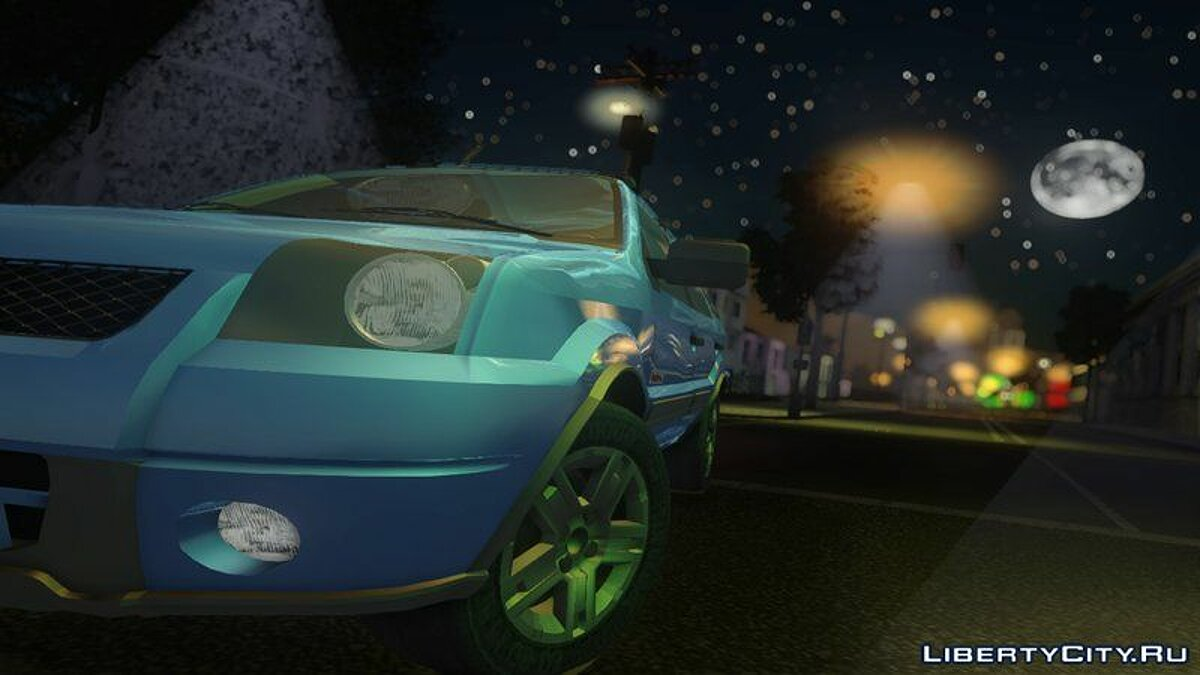 Ford car 2007 Ford EcoSport FreeStyle for GTA San Andreas
