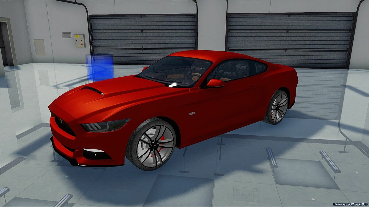 Ford car Ford Mustang GT 5.0 for GTA San Andreas