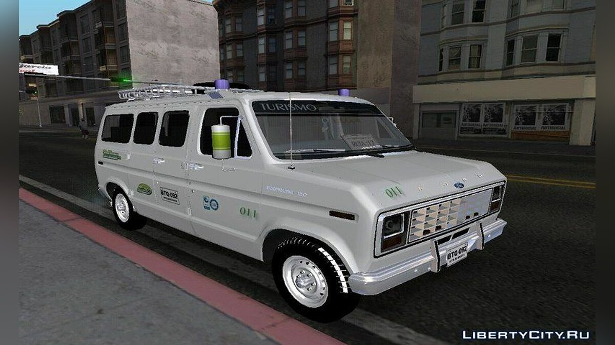Ford car Ford E 150 Colombiana for GTA San Andreas