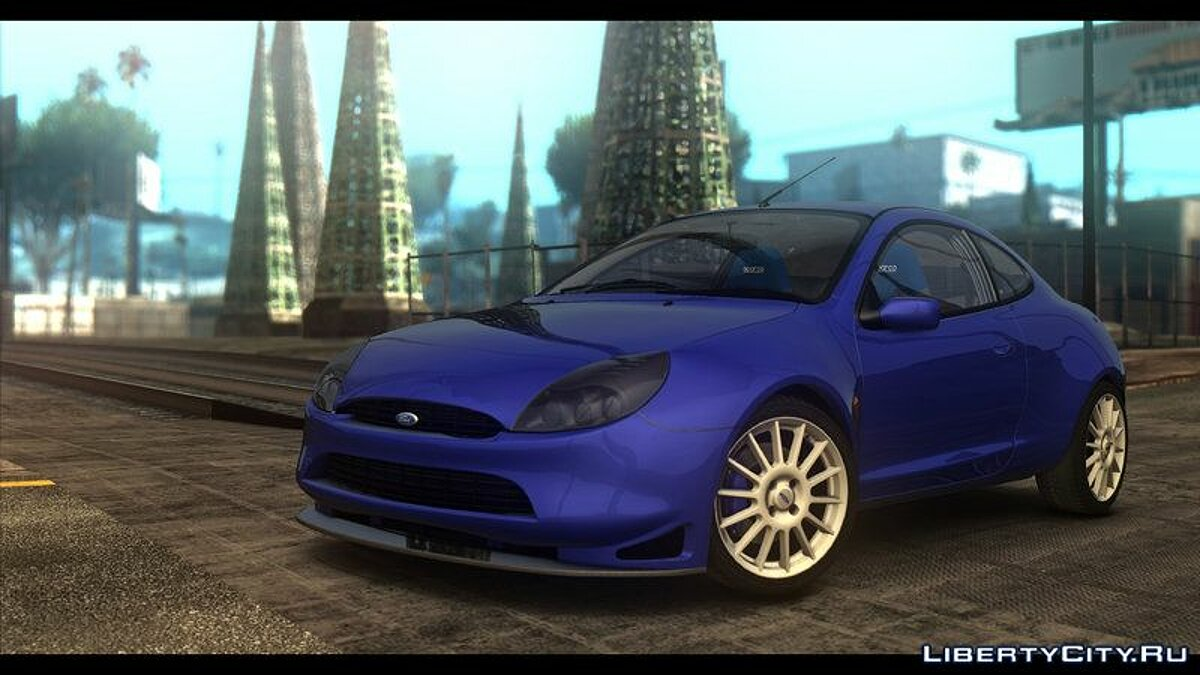 Ford car 1999 Ford Racing Puma for GTA San Andreas