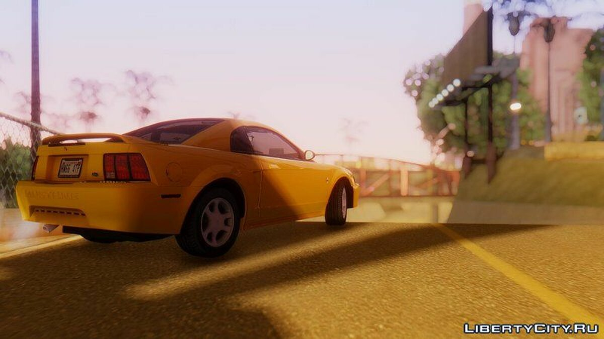 Ford car Ford Mustang 2000 for GTA San Andreas