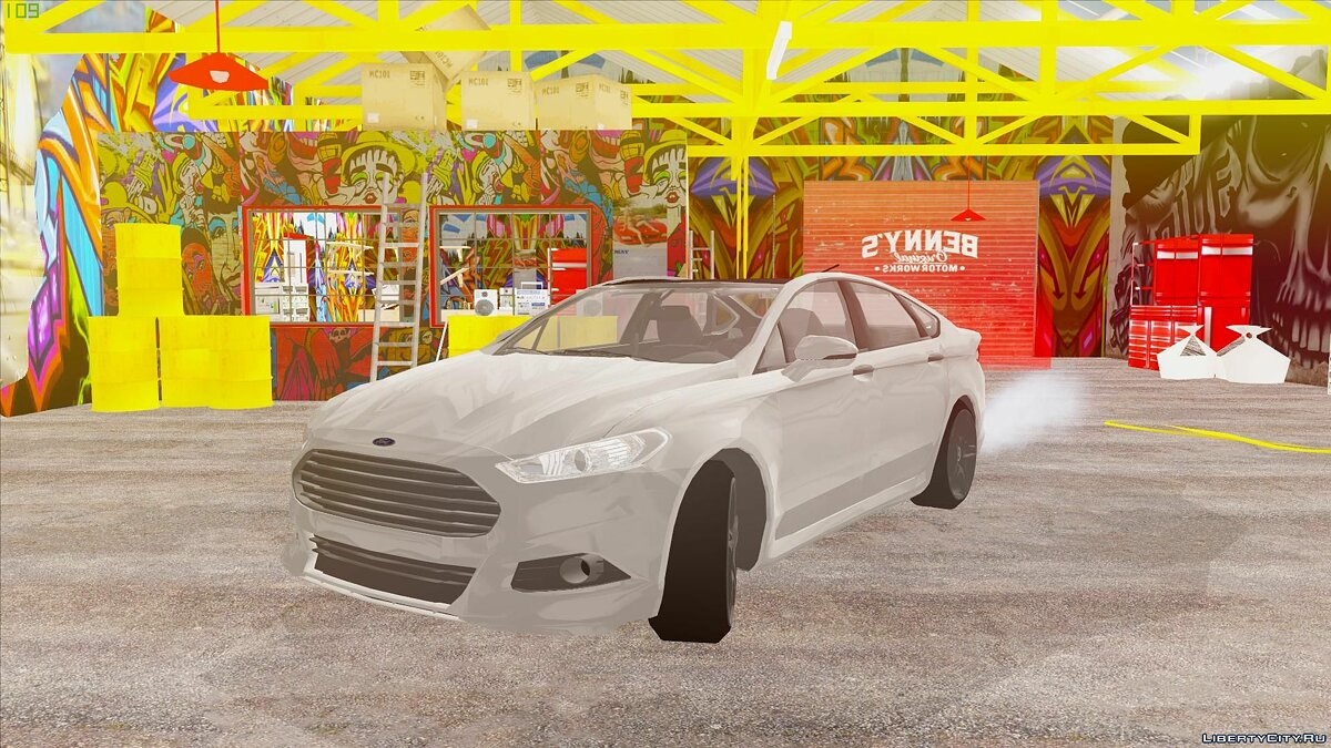 Ford car Ford Fusion Styling Package by 3dCarbon 2014 for GTA San Andreas