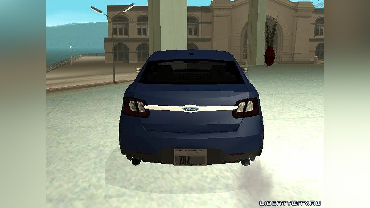 Ford car Ford Taurus 2011 for GTA San Andreas