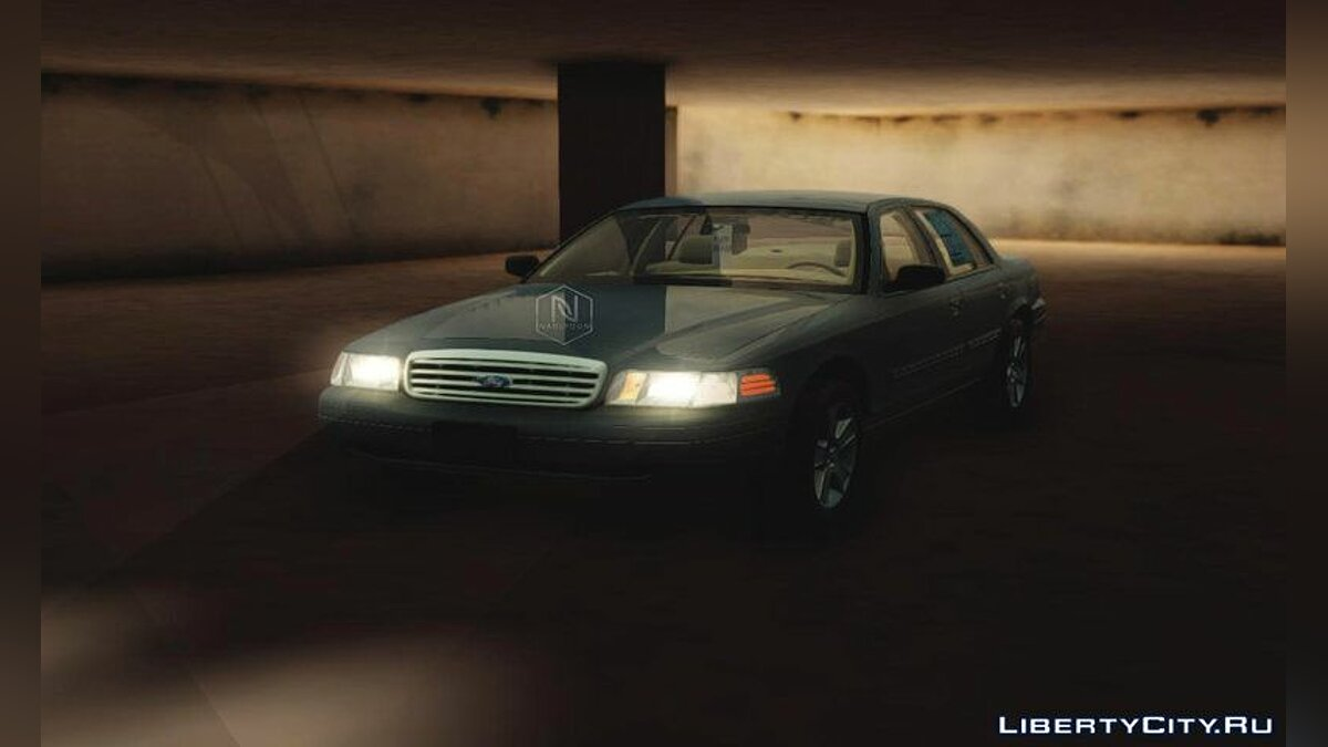 Ford car Ford Crown Victoria 2011 for GTA San Andreas