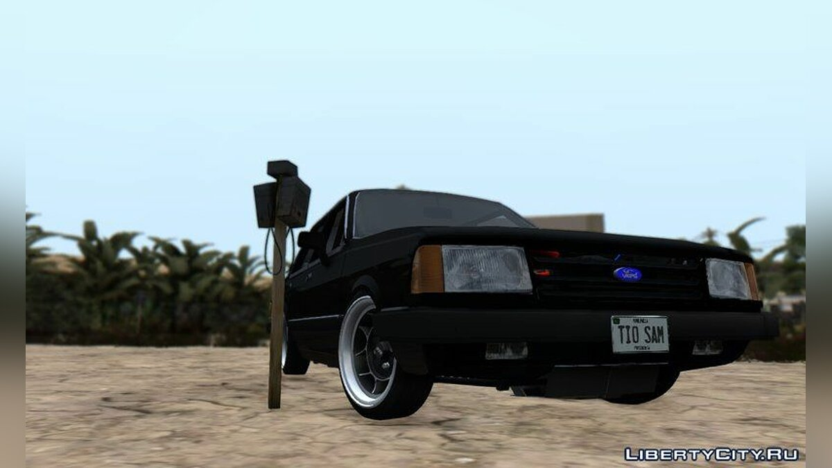 Ford car Ford Del Rey for GTA San Andreas