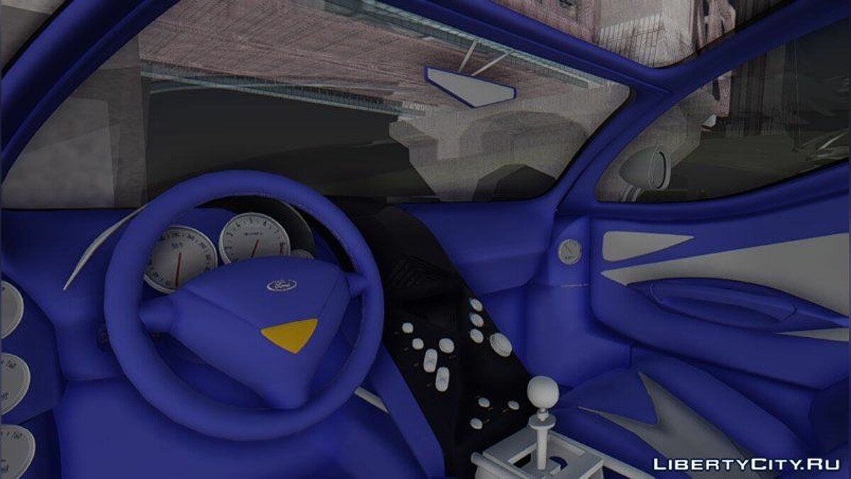Ford car 1995 Ford GT90 for GTA San Andreas