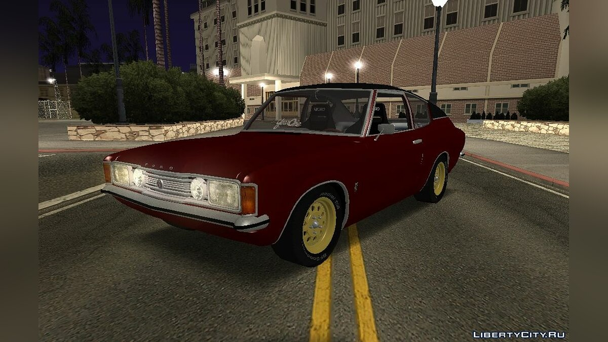 Ford car Ford Taunus Coupe for GTA San Andreas