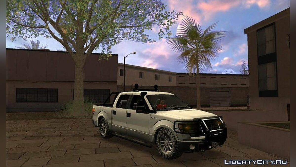 Ford car Ford F-150 for GTA San Andreas