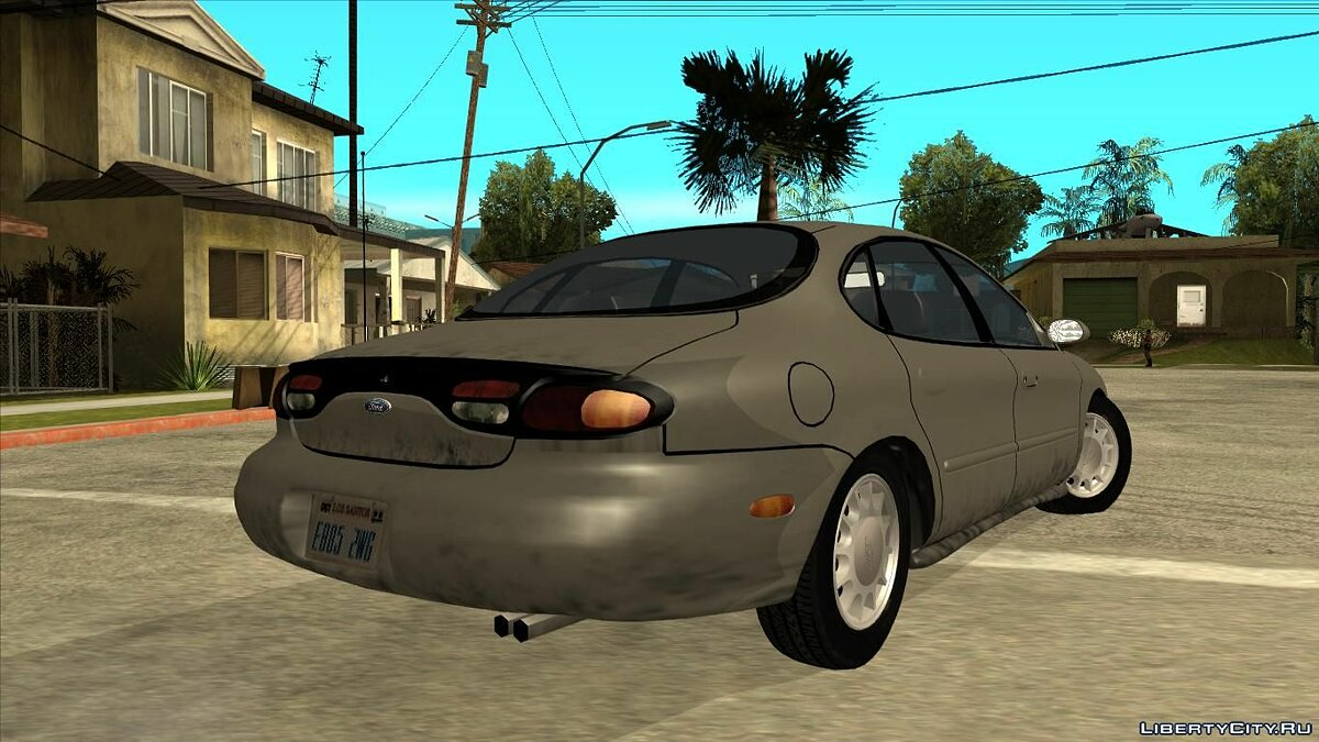 Ford car 1996 Ford Taurus for GTA San Andreas