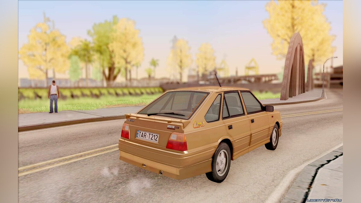 FSO car FSO Polonez Caro Orciari 1.4 GLI 16v for GTA San Andreas