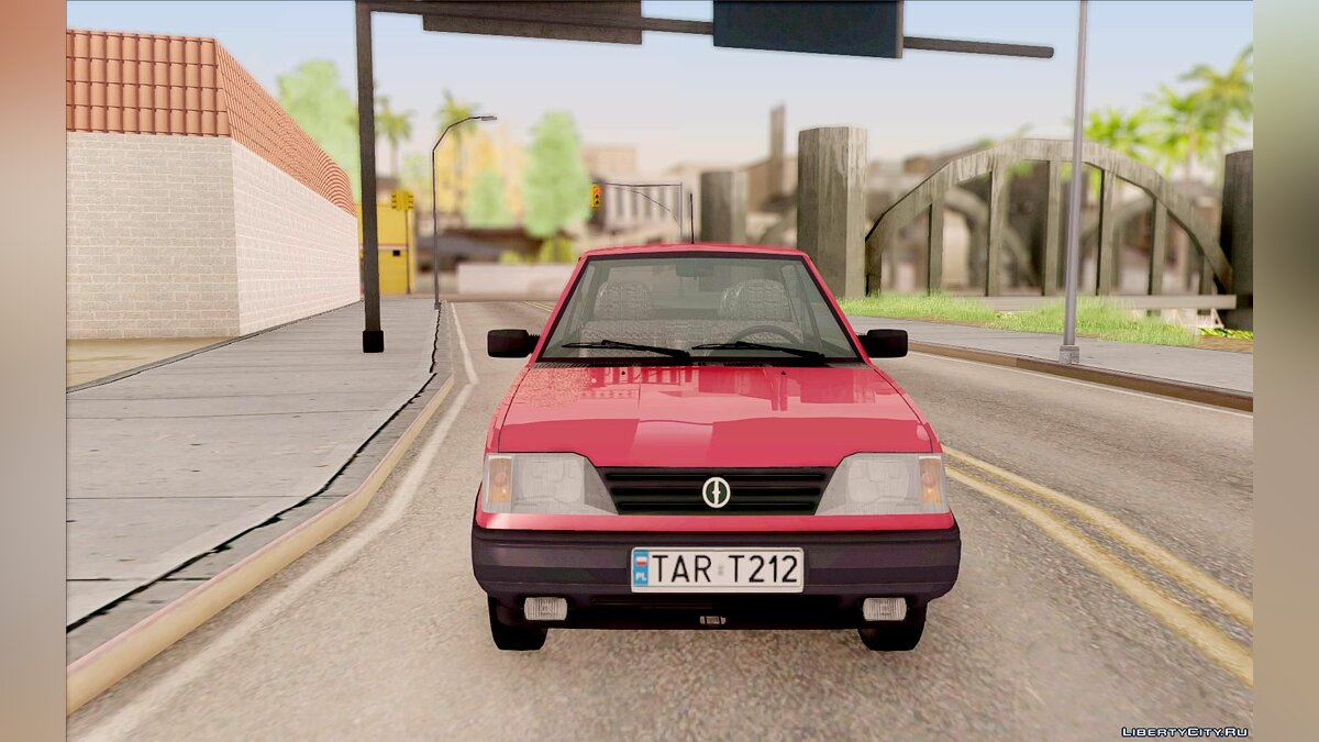 FSO car FSO Polonez Atu 1.4 GLI 16v for GTA San Andreas