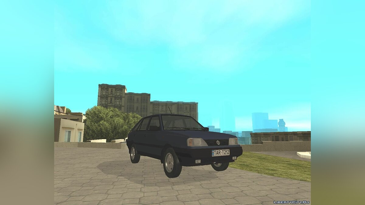 FSO car FSO Polonez Caro 1.4 GLI 16V for GTA San Andreas