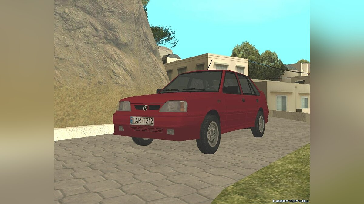 FSO car FSO Polonez Atu Orciari 1.4 GLI 16V for GTA San Andreas
