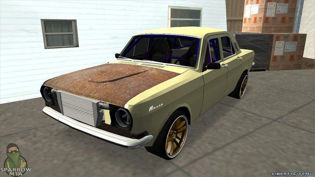 GAZ car GAZ 2410 for GTA San Andreas