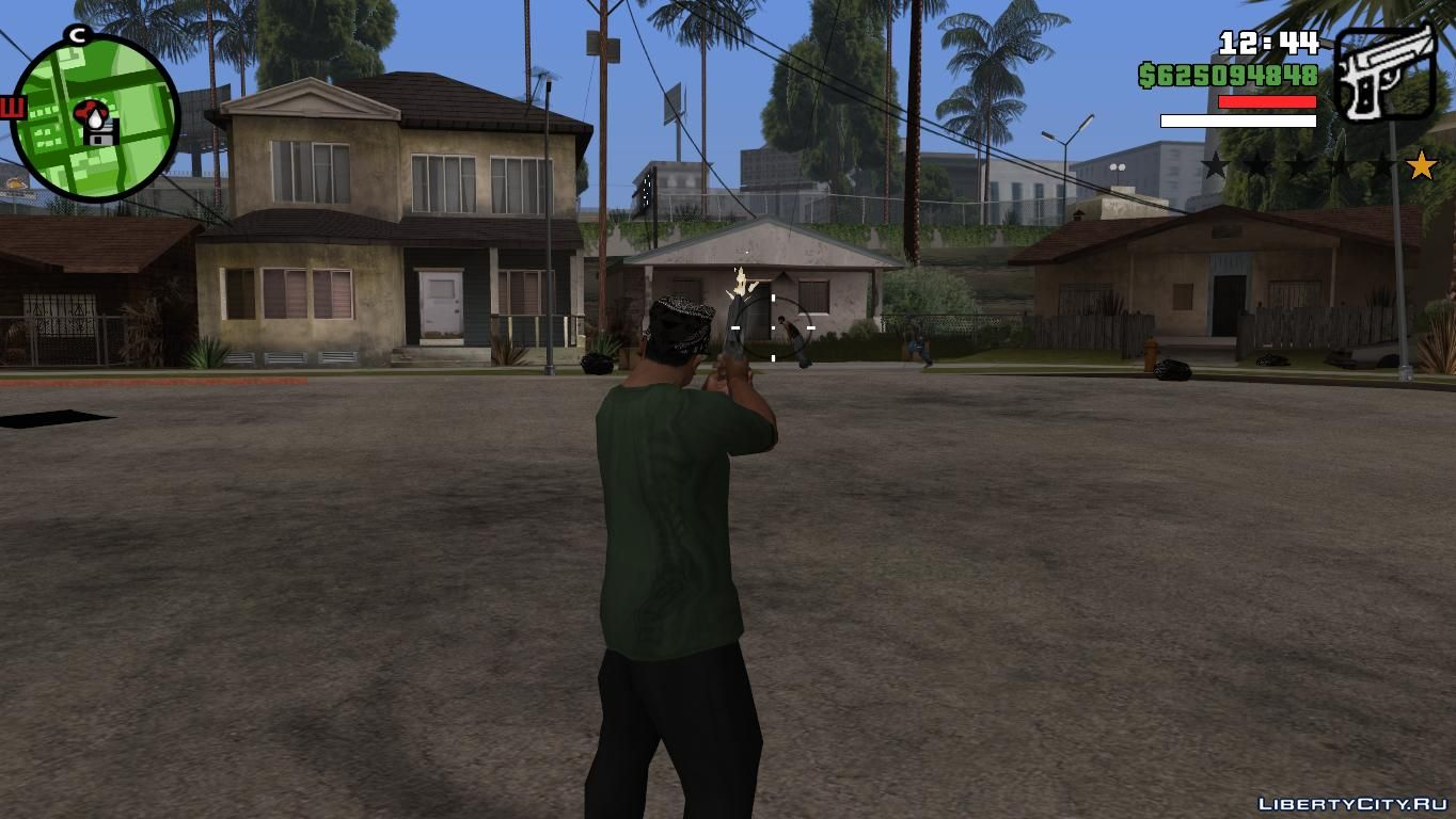 San Andreas Cinematic Sound Effects for GTA San Andreas