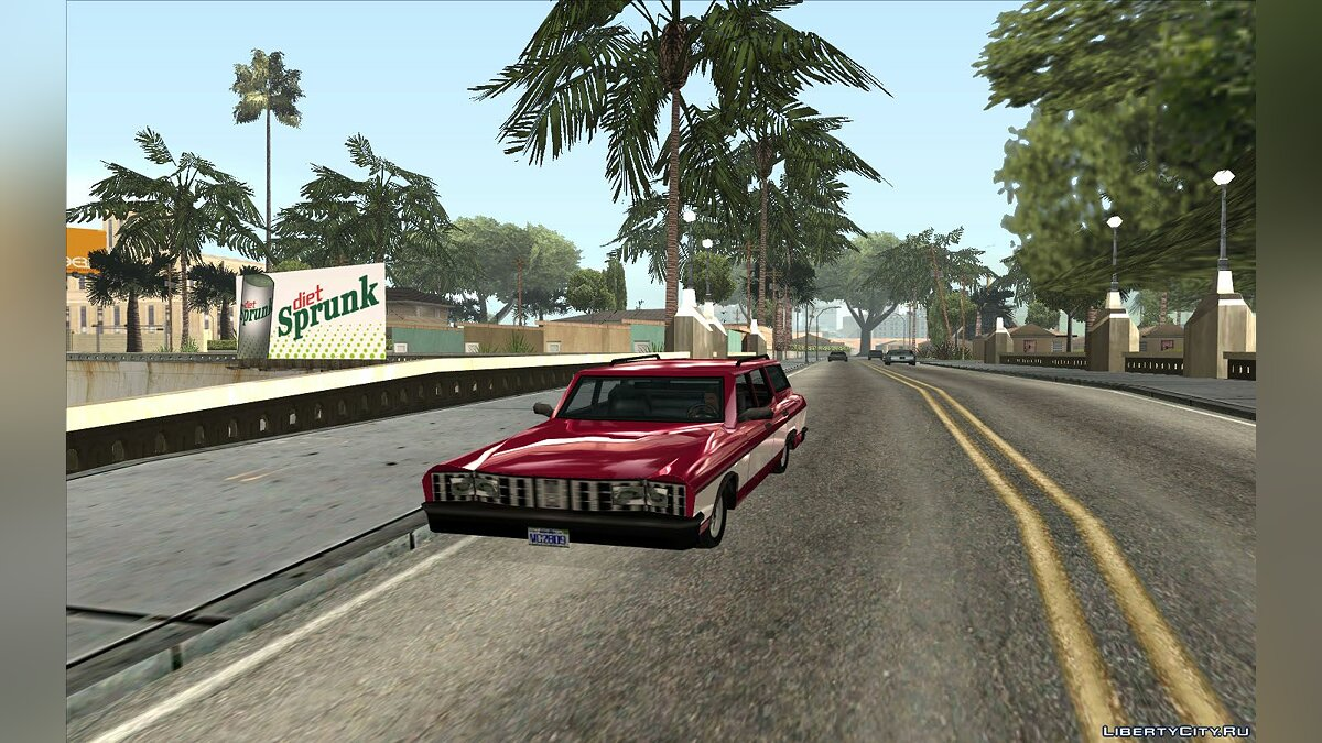 Global mod GTA San Andreas Stories BETA for GTA San Andreas