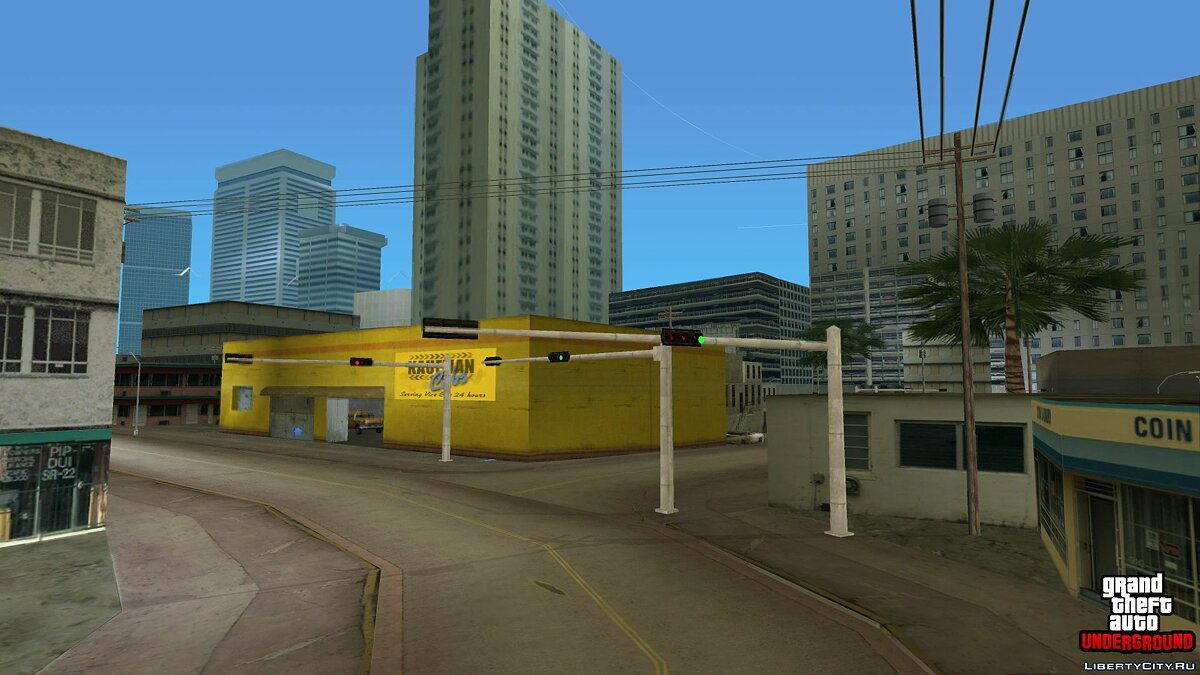 Global mod GTA: Underground Snapshot v4.1.1 (Multiplayer UG-MP) for GTA San Andreas