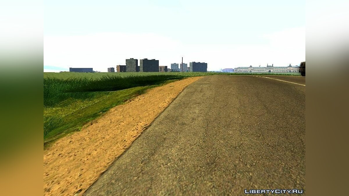 Global mod GTA Criminal Russia AM 0.9.0 for GTA San Andreas